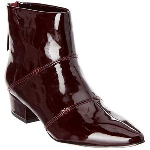❌SOLD❌NEW Splendid Rina Ankle Bootie Bordeaux